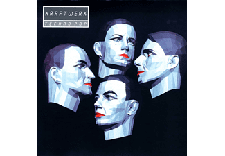 Kraftwerk - Techno Pop (Remaster) [Vinyl]