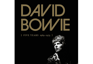 David Bowie - Five Years (1969-1973) [CD]