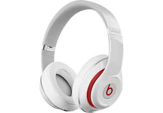 BEATS Studio Wireless White, Over-ear Kopfhörer, Bluetooth, Weiß