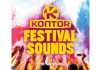 Various - Festival Sounds 2015 - The Closing - (CD)