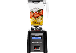 BLENDTEC 02373 Space-Saver, Standmixer, 1560 Watt, Schwarz