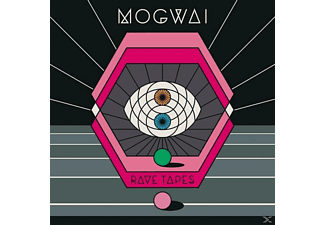 Mogwai - Rave Tapes (Ltd.Box Set) [LP + Bonus-CD]