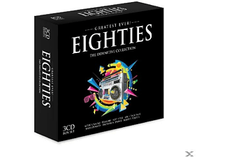 VARIOUS - Eighties-Greatest Ever - (CD)