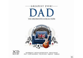 VARIOUS - Greatest Ever! Dad - The Definitive Collection - (CD)