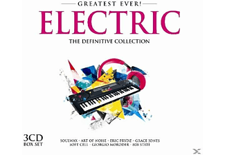 Greatest Ever - Greatest Ever Electric [CD]