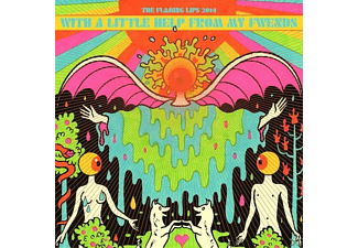 The Flaming Lips - With A Little Help From My Fwends [CD]