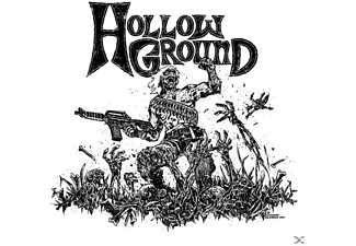 Hollow Ground - Warlord (Ltd.White/Black Splatter Vinyl) [Vinyl]