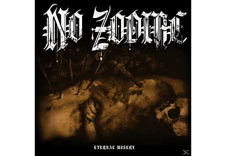 No Zodiac - Eternal Misery (Ltd.Vinyl) - (Vinyl)