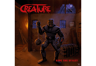 Creature - Ride The Bullet - (CD)