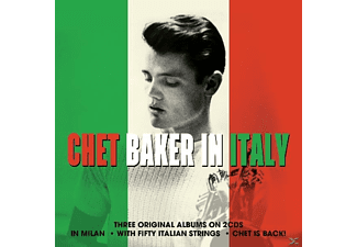 Chet Baker - In Italy - (CD)