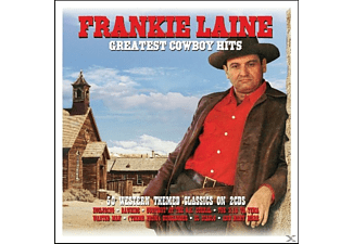 Frankie Laine - Greatest Cowboy Hits - (CD)