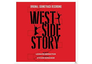 OST/VARIOUS - West Side Story - (Vinyl)