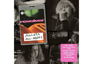 Revolver - Access All Areas - (CD + DVD Video)