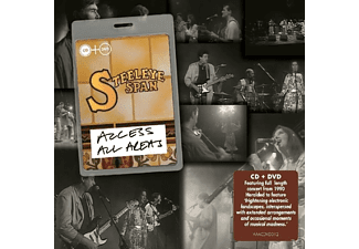 Steeleye Span - Access All Areas - (CD + DVD Video)