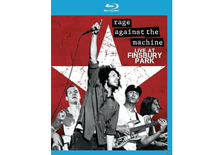 Rage Against The Machine - Live At Finsbury Park | Blu-ray