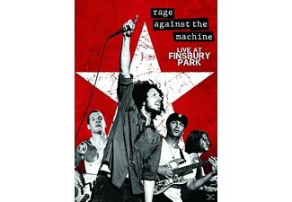 Rage Against The Machine - Live At Finsbury Park | DVD