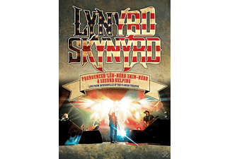 Lynyrd Skynyrd - Pronounced/Second Helping-Live - (DVD)