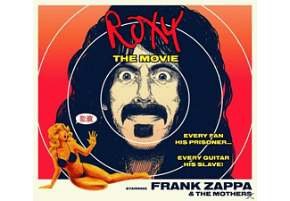 Frank Zappa & The Mothers - Roxy - The Movie | DVD