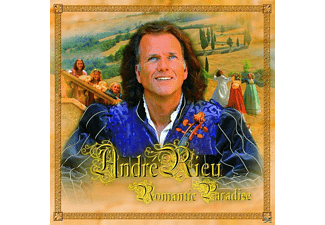 André Rieu - ROMANTIC PARADISE [CD]