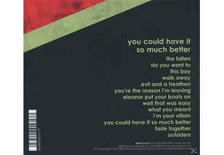 Franz Ferdinand - You Could Have It So Much Better - (CD + DVD Video)
