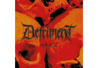 Detriment - Suffer This Life - (CD)