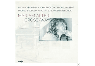 Myriam Alter, Various - Crossways [CD]