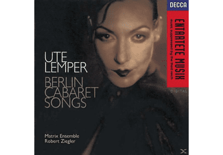 Ute Lemper - Cabaret Songs - (CD)