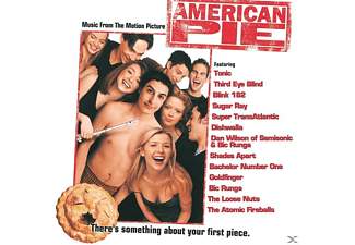 VARIOUS, OST/VARIOUS, O.S.T. - American Pie [CD]