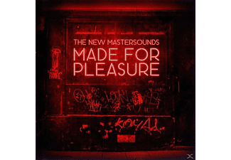 The New Mastersounds - Made For Pleasure - (CD)