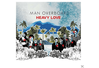 Man Overboard - Heavy Love [LP + Bonus-CD]