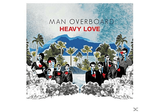 Man Overboard - Heavy Love - (CD)