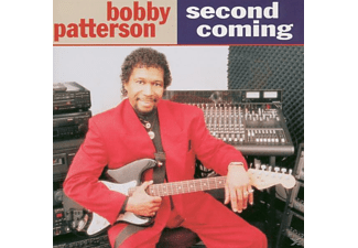 Bobby Patterson - Second Coming - (CD)