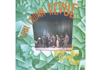Royal Crown Revue - Kings Of Gangster Bop - (CD)