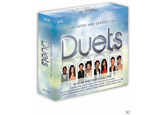 VARIOUS - Duets-Latest & Greatest - (CD)