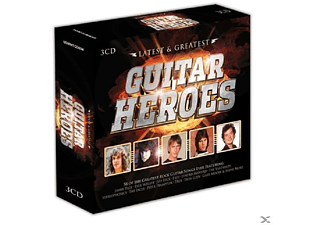 VARIOUS - Guitar Heroes-Latest & Greatest - (CD)