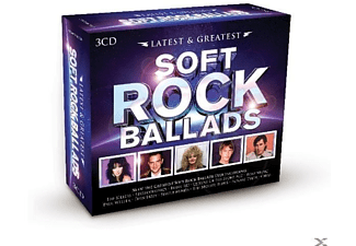 VARIOUS - Soft Rock Ballads-Latest & Greatest [CD]