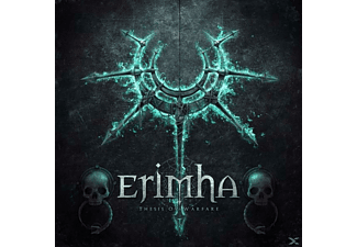 Erimha - Thesis Ov Warfare - (CD)