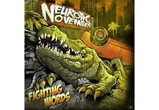 Neurotic November - Fighting Words - (CD)