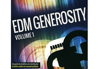 VARIOUS - Edm Generosity, Vol.1 [CD]