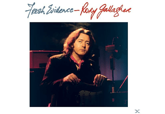 Rory Gallagher - Fresh Evidence - (Vinyl)
