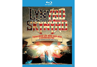 Lynyrd Skynyrd - Pronounced/Second Helping-Live - (Blu-ray)