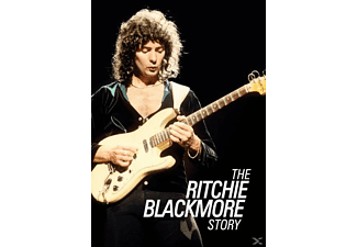 Ritchie Blackmore - THE RITCHIE BLACKMORE STORY - (DVD)