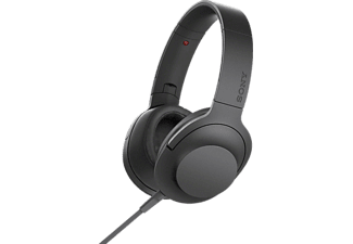 SONY H.ear on MDR-100AAP zwart