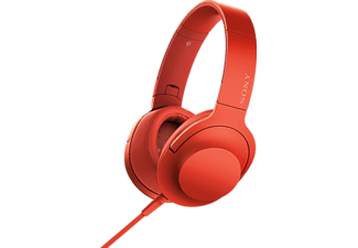 SONY H.ear on MDR-100AAP rood