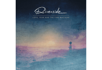 Riverside - Love, Fear And The Time Machine | CD