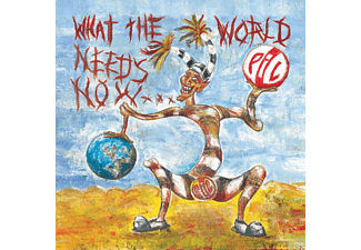 Public Image Ltd. - What The World Needs Now... - (CD)