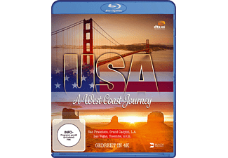 USA - A West Coast Journey - (Blu-ray)