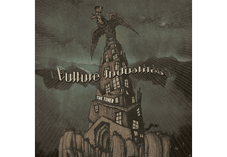 Vulture Industries - The Tower (Double Lp Gatefold) - (Vinyl)