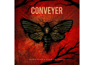 Conveyer - When Given Time To Grow [CD]