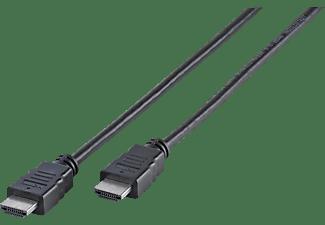 OK. HDMI-kabel met ethernet 1,3 m